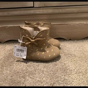 Disney princess baby boot
